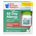 GNP All Day Allergy Medicine